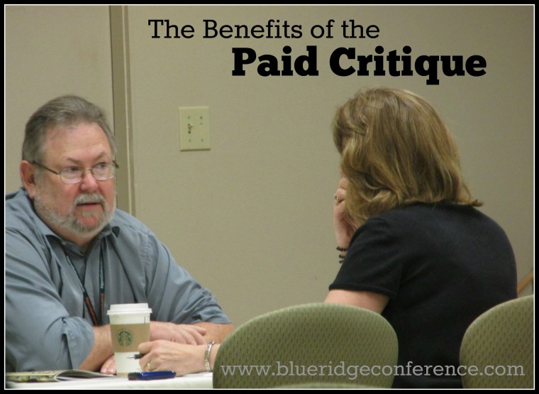 Benefits of a Paid Critique