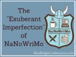 NaNoWriMo, BlueRidgeConference.com