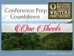 One Sheets | blueridgeconference.com