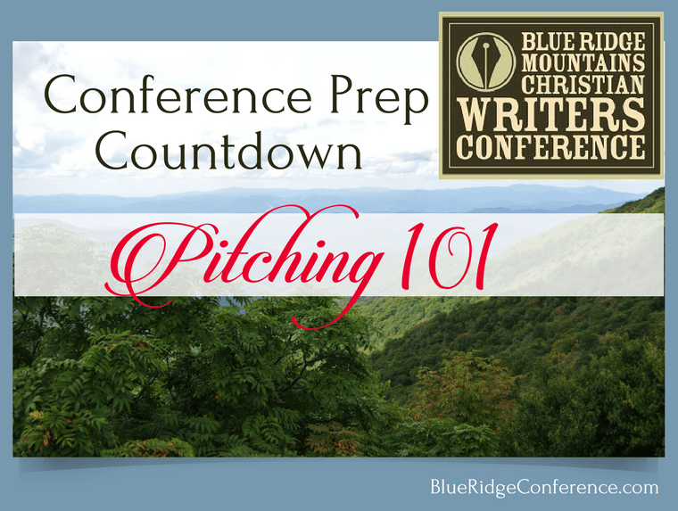 Pitching 101, blueridgeconference.com